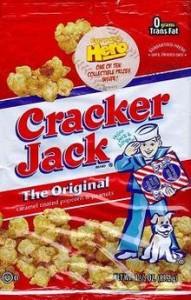 Crackerjack Box