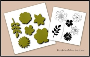 Fabulous Stamp Sets - Secret Garden