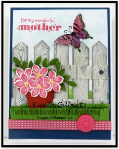 Special Handmade Mother's Day Card