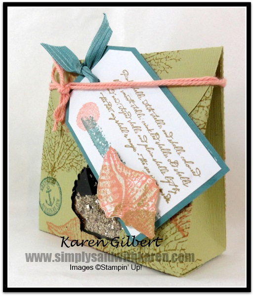 Gifts for Others - a Way to Share at Stampin Up Convention