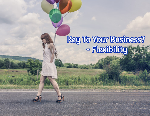 Flexibility For Small Business