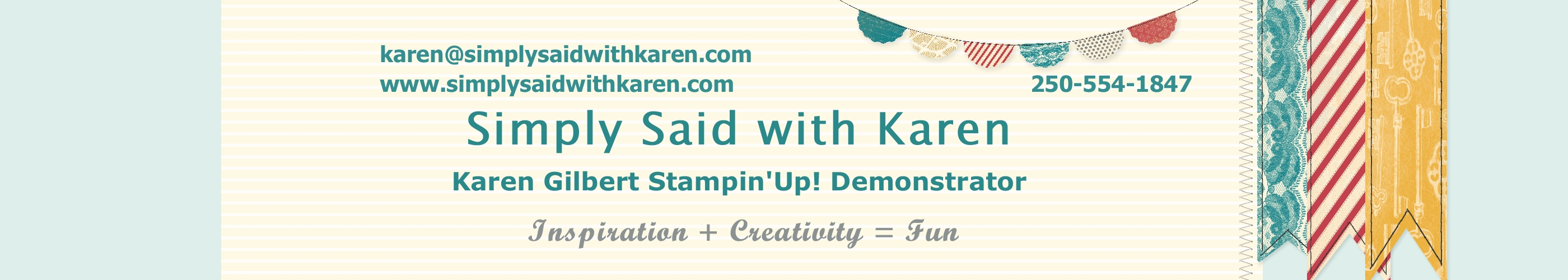 Simply Said With Karen