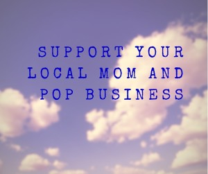 Mom and Pop Businesses
