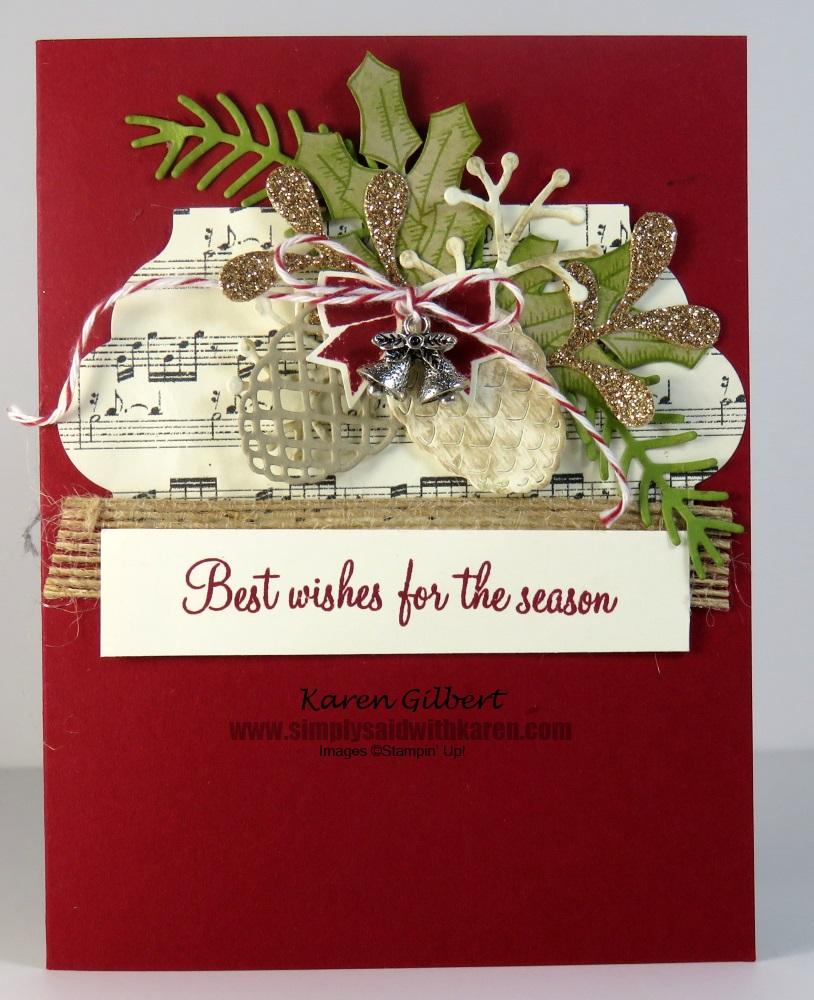 Make Beautiful Handmade Christmas Cards For Your Christmas